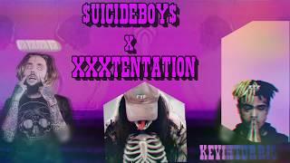 XXXTENTATION x $UICIDEBOY$ - Dark TYPE BEAT (Hard Trap) PROD. KEVINTURRIS