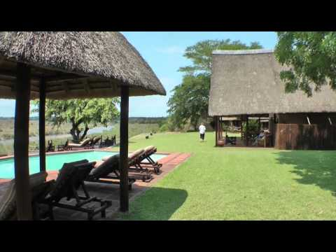 Buckler's Africa Lodge at the Kruger National Park near Komatipoort, South Africa