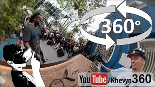 Rael Da Rima em 360º Tá Pra Nascer Quem Não Gosta (Escadaria das Bailarinas)