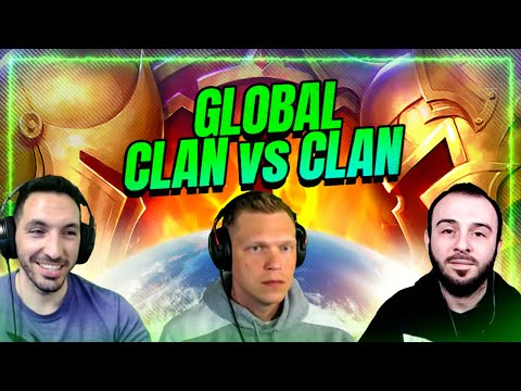 Discussing Global CvC Launch & More! |ft Coldbrew & Skratch! RAID Shadow Legends