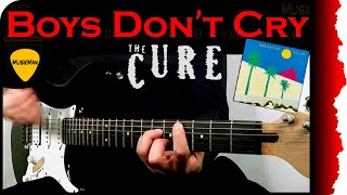 Boys Don't Cry 😢 / The Cure / Cover
