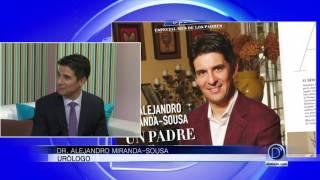 Padre ejemplar, Doctor Miranda Sousa portada en D'latinos