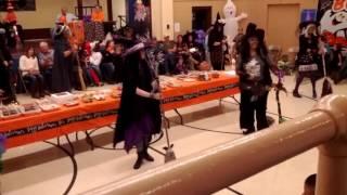 Ragersville Witches Dance Halloween 2016