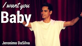 Jeronimo DaSilva - live - I Want You Baby
