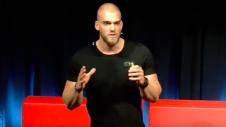 Natural Bodybuilding: Become the best version of yourself   Mischa Janiec   TEDxHSG