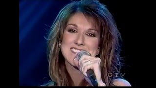 Celine Dion - At Last (Live) HQ