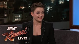 Joey King Reveals Humiliating Fall on Sunset Blvd