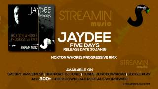 Jaydee Five Days Hoxton Whores RMX