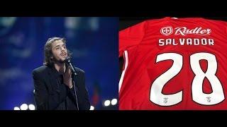 Salvador Sobral wins the Eurovision | React | Marquês de Pombal