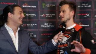 Pasha interviewed by Pala feat. Niko @ DH Las Vegas - FULL INTERVIEW