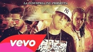 Travesuras (Remix) | Nicky Jam Ft. De La Ghetto, J Balvin, Arcangel & Ñejo ®