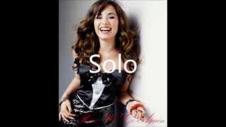 Demi Lovato- Solo(LYRICS)