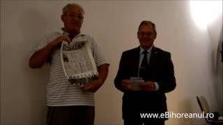 Surpriză pentru cosmonautul Dumitru Prunariu, la Oradea