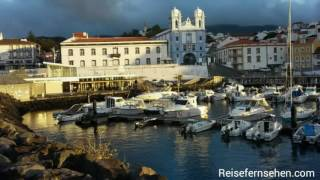Terceira - Azores/Azoren (Portugal) by Reisefernsehen.com - Reisevideo / travel video