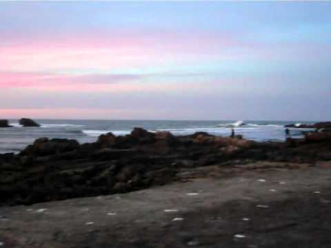 Mogador Morocco sunset