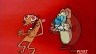 Ren & Stimpy the dance