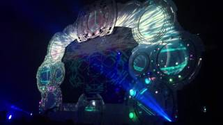 InaVision - Shpongle DJ set by Simon Posford / Hallucinogen LIVE / with Kundalini and friends