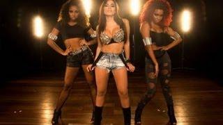 MC Anitta   show das poderosas COREOGRAFIA PASSO A PASSO