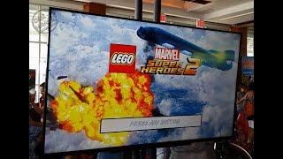 LEGO Marvel Super Heroes 2 Video Game Intro