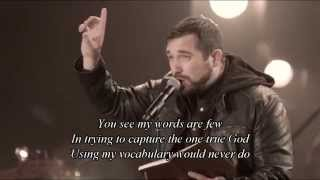 """Jesus is Forever"" - Pastor Isaac Wimberley in Kari Jobe Forever, with lyrics and subtitles"