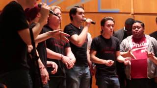 Trashin' the Camp - Phil Collins ft. NSYNC - Broad Street Line A Cappella