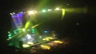 Slash- Slither (Velvet Revolver cover) @ The Hydro, Glasgow