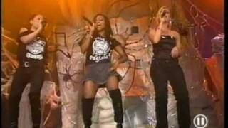 Sugababes-Hole in the head