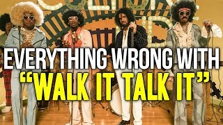 "Everything Wrong With Migos - ""Walk It Talk It ft. Drake"""