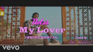 Not3s - My Lover Instrumental | Prod. By Ak Marv | Free Dancehall Instrumental 2017