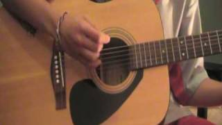 INSTRUMENTAL COVER Give Love A Try Jonas Brothers Guitar Acoustic