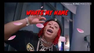 Trippie redd - Whats My Name (instrumental)