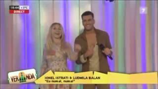 Ionel Istrati Ludmila Balan - Eu numai numai