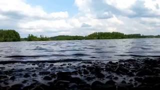 River sounds... Nature Video...Short Relaxation