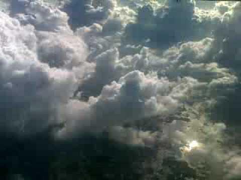 Monsoon clouds over Bangladesh -Bangladesh