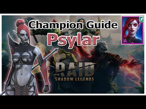 RAID Shadow Legends | Champion Guide | Psylar