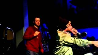 Foreign Beggars ft Dr Syntax - Glacial (Live @ Jazz Cafe 13/02/13)
