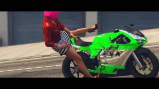 "Lil Uzi Vert""XO Tour Life""GTA Music Video"