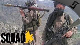 Desert Compound CQB - SQUAD - G3A3 and RPG Gameplay Part 1