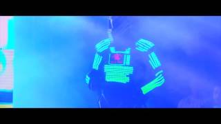DJ PV - Again and Again (Robô Led Ao Vivo) DVD Som da Liberdade 2.0