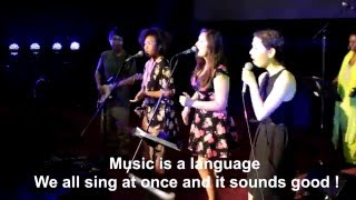 """""""Speechless"""" (Hyojin Moon) by LA Band opening song at HJM Memorial Concert LA 2016"""