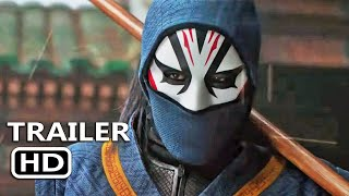 MARVEL'S SHANG-CHI Official Trailer (2021)