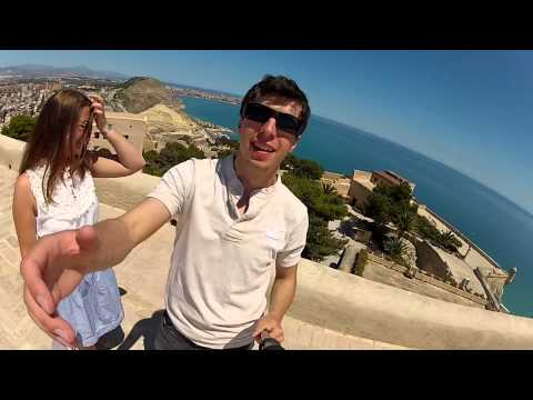 GoPro HD: Spain, Ukraine, and a GoPro