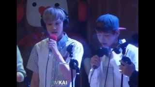 EXO kaibaek 开白 【爱你】饭制