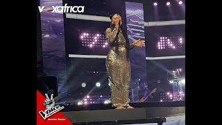 """Coach Josey """" You Galoh """" l Grande Finale l The Voice Afrique 2018"""