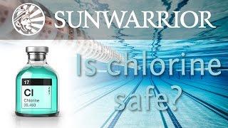 Is Chlorine Safe? | Dr. Weston | Sunwarrior