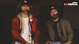 Rádio Comercial | Dengaz - Para Sempre (ao vivo)