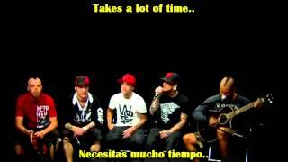 Dead by April - When you Wake Up [Live HD][With Lyrics][Subtitulado Español][HD]