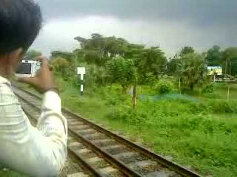 Bangladesh Railway Joyontika Intercity Express you tube video.
