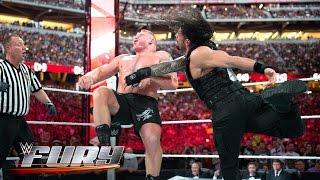 WWE Fury: mejores Superman Punches de Roman Reigns