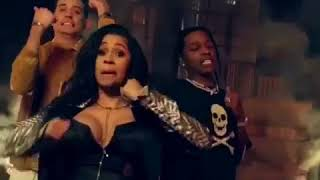 "Cardi b ""fuck em get some money"""